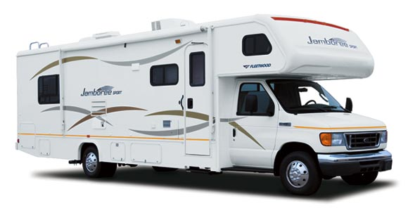picture of an RV