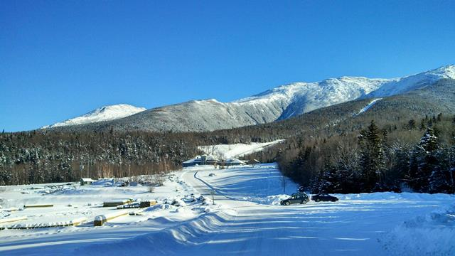 Mount Washington Cog Base